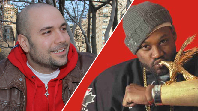 Peter Rosenberg and Ghostface Killah