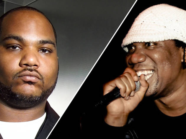 De La Soul's Maseo and KRS-One