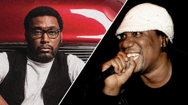 Big Daddy Kane and KRS-One
