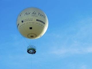 montgolfière paris