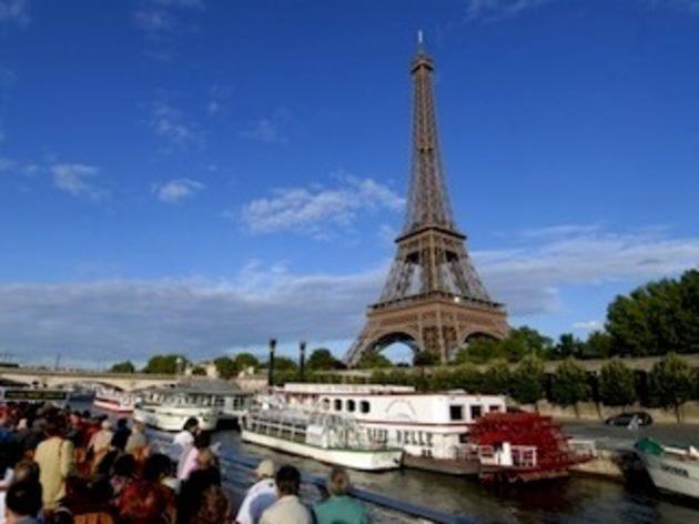 Se laisser bercer par la Seine et les canaux