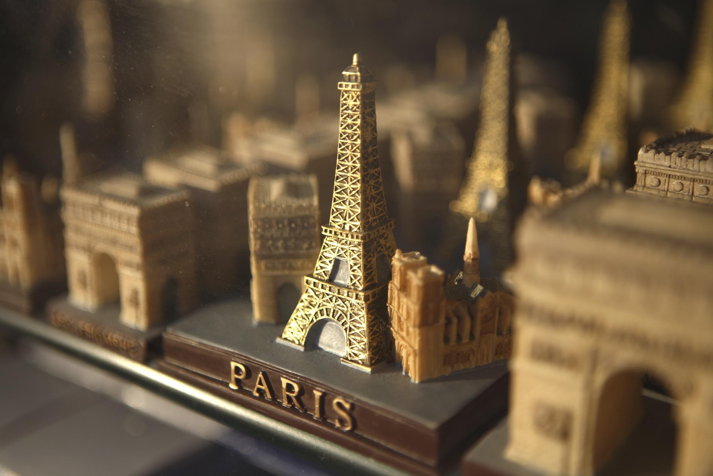 Tour Eiffel / Souvenirs