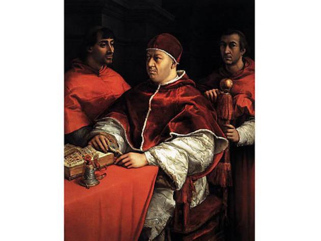 (Photograph: Uffizi Gallery, Florence, Italy)