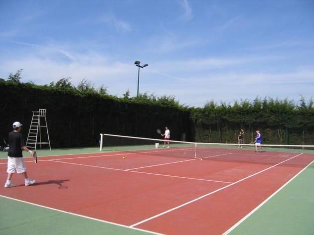 Tennis La Faluère