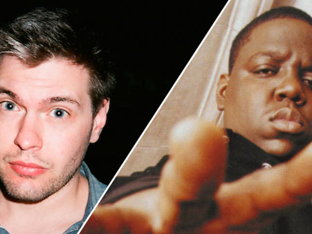 Noah Callahan-Bever and The Notorious B.I.G.
