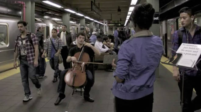 Bach in the Subways Day
