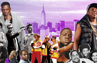 The 50 greatest NYC hip-hop artists