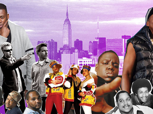 67729ec2c4bc Best New York hip-hop  The 50 greatest NYC hip-hop artists