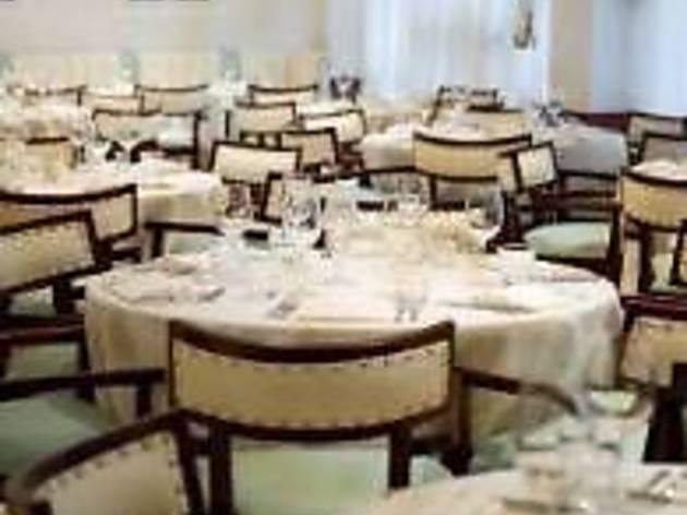 Embassy Mayfair Kitchen