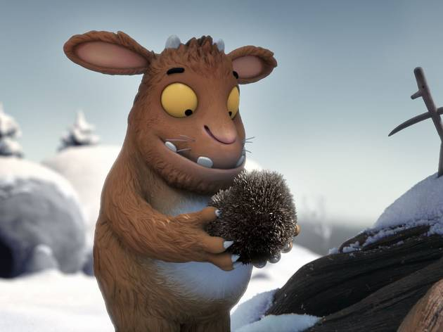 Verdi kids: The Gruffalo's Child and other stories