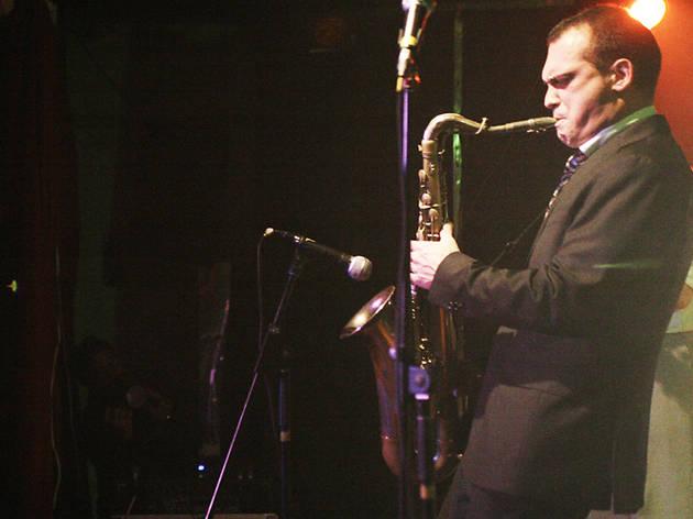 IV Festival Milano Jazz & Blues: Wax & Boogie & Dani Pérez