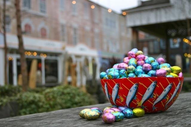 Gabriel's Wharf Easter Egg Hunt