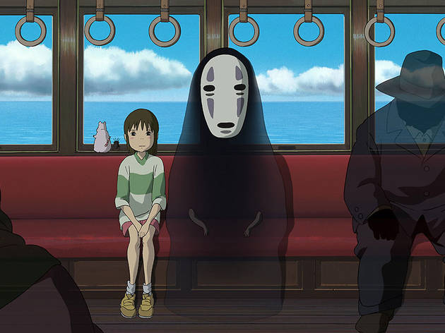 The Lanes Courtyard Cinema Club: Spirited Away