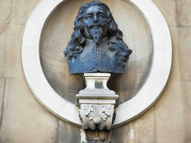 Bust of Charles I (© Historic Royal Palaces)
