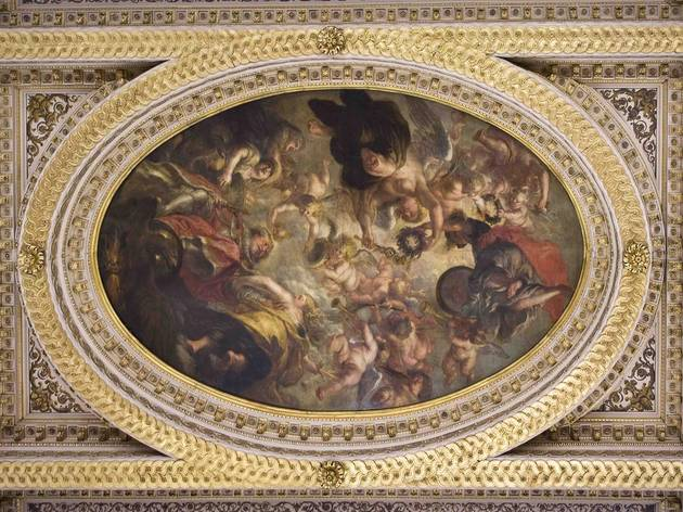 Rubens ceiling (© Historic Royal Palaces)