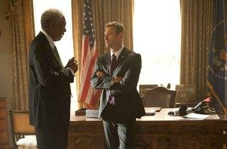 Olympus Has Fallen: movie review