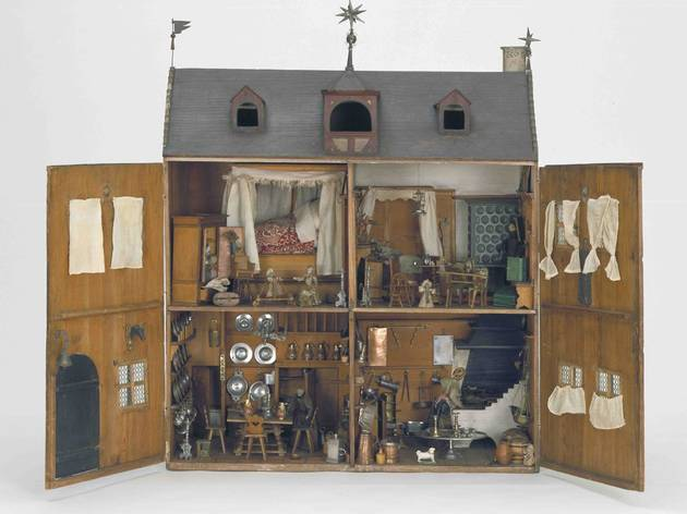 (The Nuremberg House, 1673 © V&A Images)
