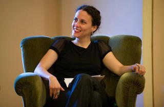 Fiona Maazel in conversation with Leslie Jamison