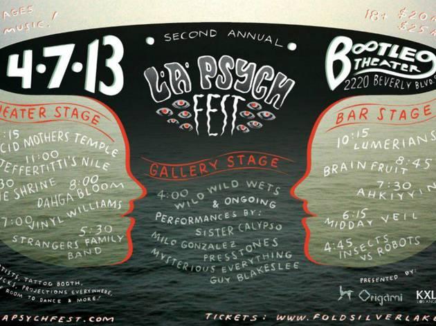 LA Psych Fest