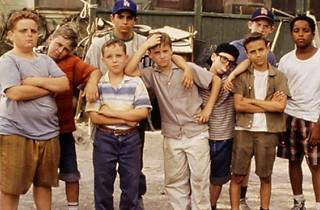 The Sandlot 20th Anniversary Screening