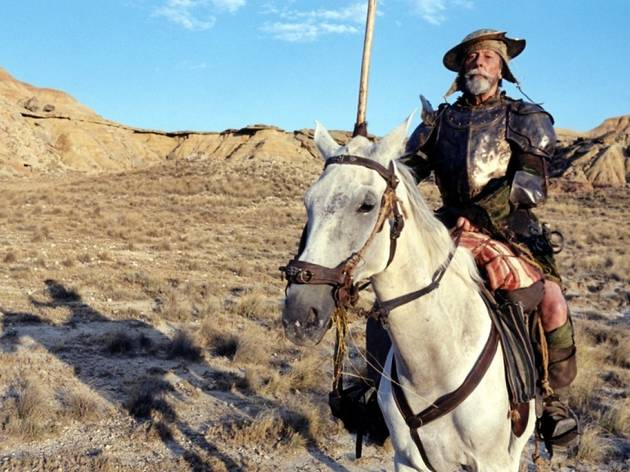 Lost in La Mancha (de Keith Fulton et Louis Pepe (2002))