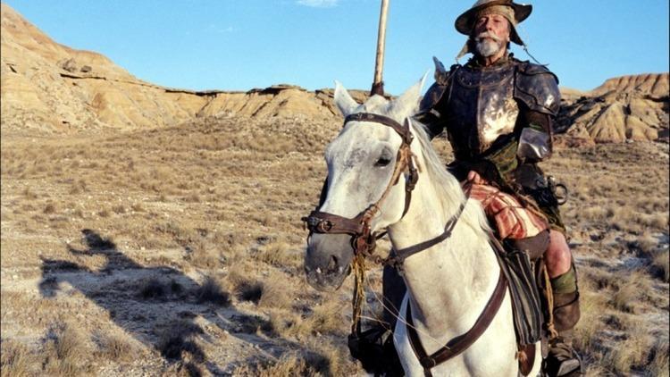 Lost in La Mancha (de Keith Fulton et Louis Pepe (2002))