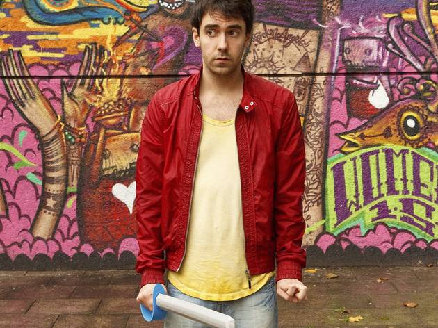 Jack Barry and Adam Hess – Edinburgh Previews