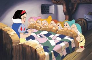 Snow white and the seven dwarfs/Blancanieves y los siete enanitos