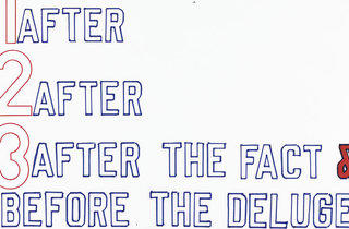 Lawrence Weiner: Cicle de cinema