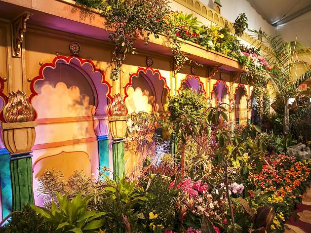 The Macy's Flower Show in NYC guide