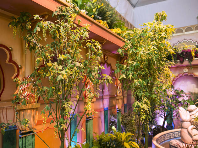 Macy's Flower Show 2013: The Painted Garden (slide show)