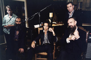 Nick Cave & the Bad Seeds + Sharon Van Etten