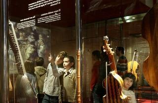 La música del Museu: El claviórgano Hauslaib