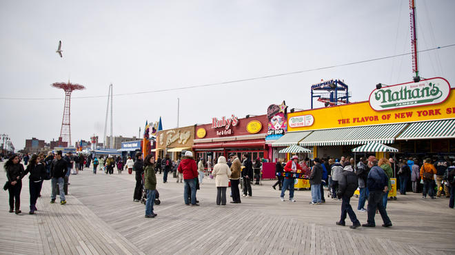 Coney Island's best attractions