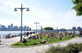 Hudson River Park at Pier 45