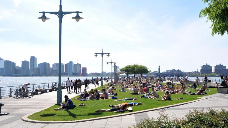 Hudson River Park, PIer 45