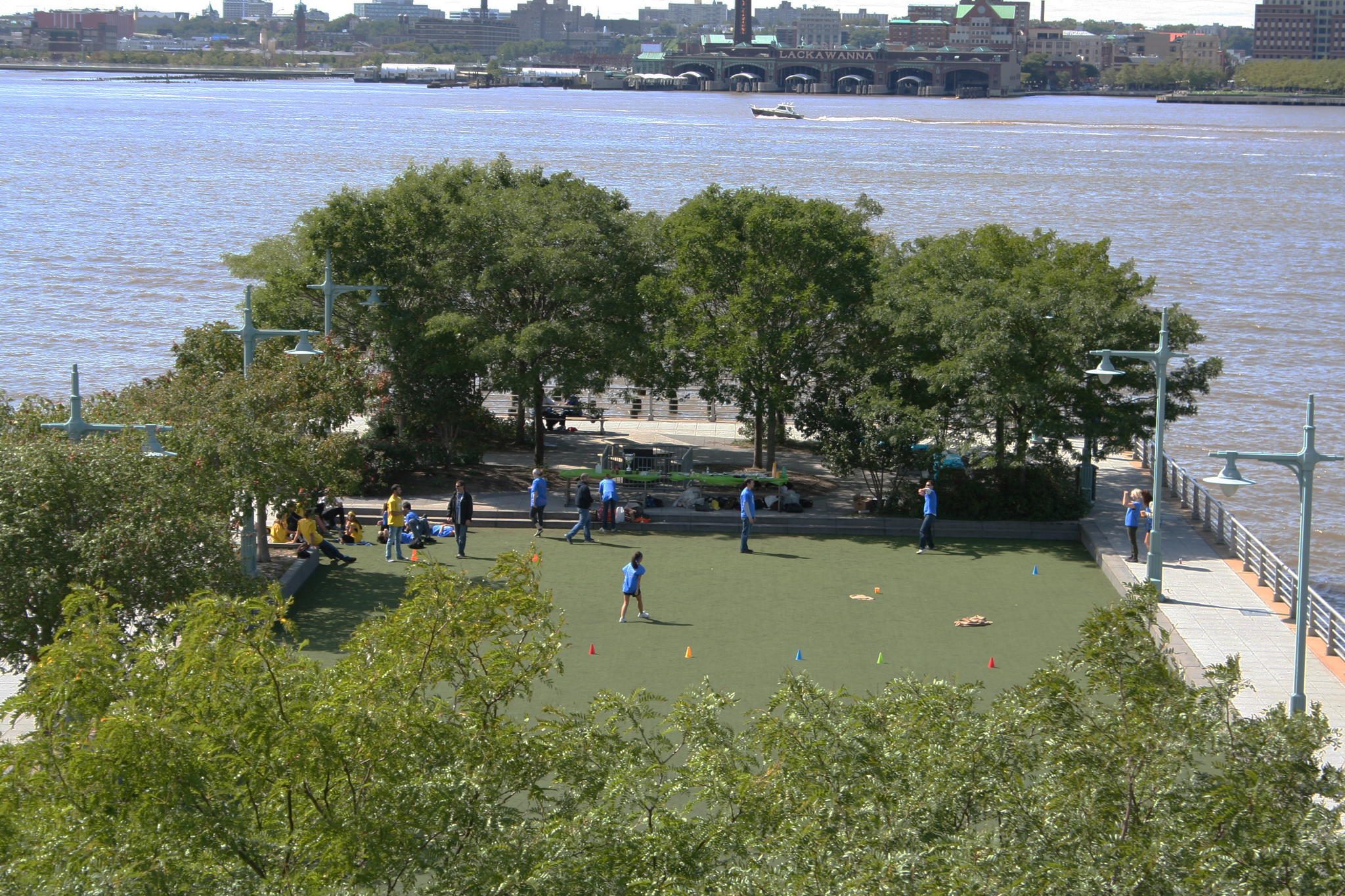 You can submit a design for the new LGBT memorial in Hudson River Park