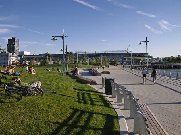 Hudson River Park, Pier 63