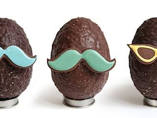 Les plus beaux œufs en chocolat