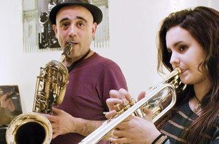 45 Voll-Damm Festival Internacional de Jazz de Barcelona: Andrea Motis & Joan Chamorro Big Band