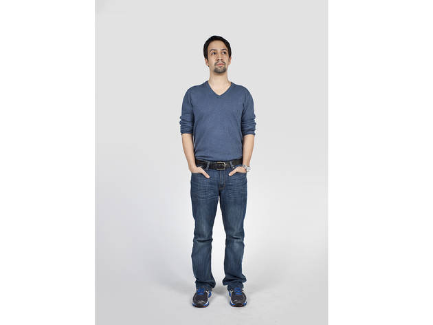 Q&A with Lin-Manuel Miranda