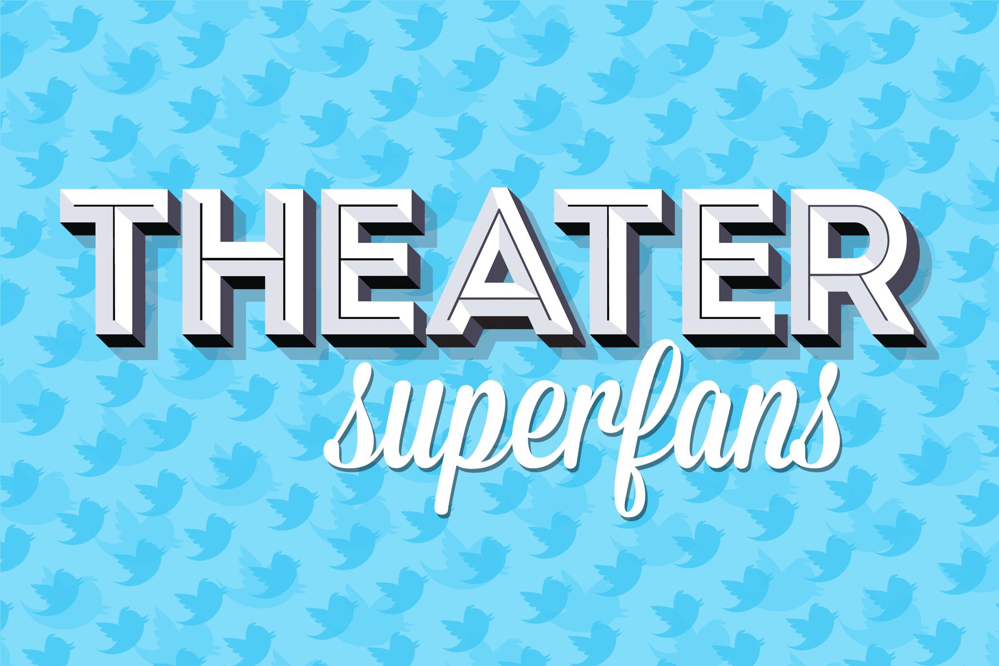 Superfans' tweets