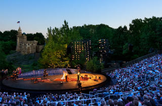 (Photograph: Courtesy Shakespeare in the Park)