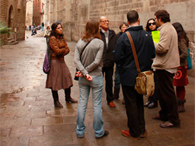 Un paseo por la Barcelona del Baró de Maldà
