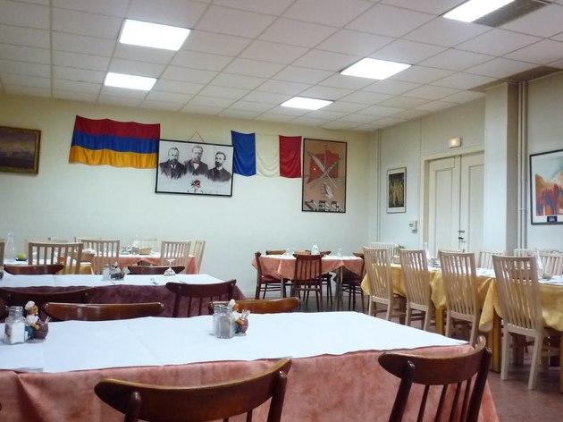 For an adventure • Maison de la Culture Arménienne