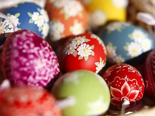 Fêter Pâques à Paris