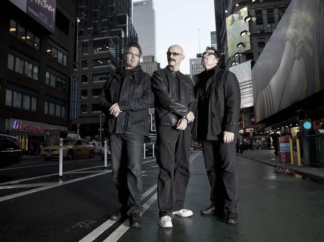 Stick Men with Tony Levin