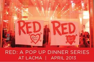 RED Pop-Up Dinner Series