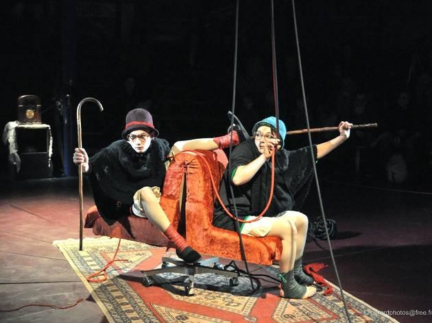 Le Voyage de Michü et Mr Lô + Pelote et Rebelote