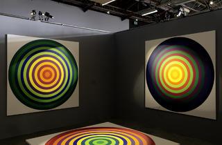 (Vue de l'exposition / © ADAGP, Paris 2013 / Photo : André Morin )